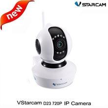 Vstarcam D23 720 P HD Ip-камера Видеонаблюдения Беспроводная Камера Пульт Дистанционного Управления H.264 ИК Motion Обнаружения IP Камеры Безопасности Для дома