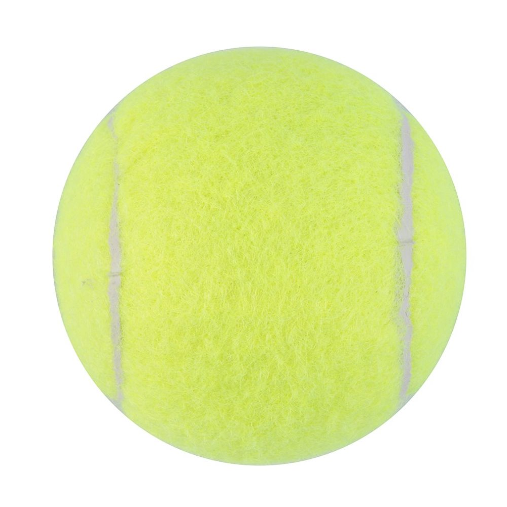 Yellow Tennis Balls Sports Tournament Outdoor Fun Cricket Beach Dog Ideal for Beach Cricket Tennis Practice or Beach/etc