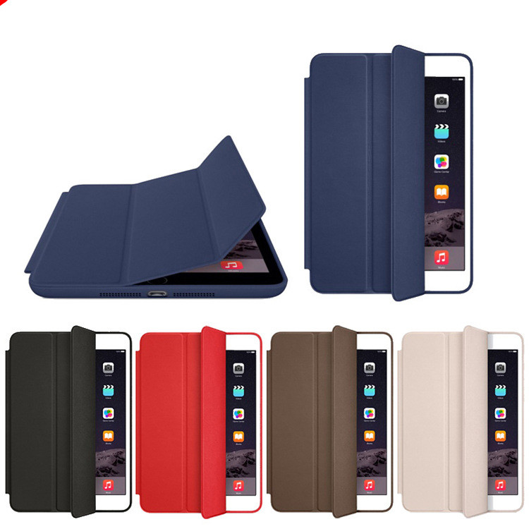 Original Official 1:1 Slim Leather Magnetic Smart Cases for IPad Air 2 Case Cover for Apple IPad Air for Ipad Mini+ Film and Pen case cover for goclever quantum 1010 lite 10 1 inch universal pu leather for new ipad 9 7 2017 cases center film pen kf492a