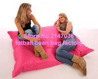 Original Factory New Outdoors Portable Fresh Material Folding Beanbag Chair Waterproof Bean Bag Adults Sofa Seat