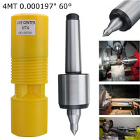 NEW 4MT 0 000197 CNC Precision Long Spindle Lathe Live Center Morse Taper Tool For Lathe