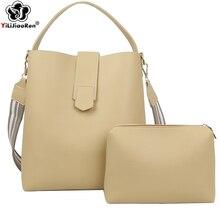 купить Casual Women Handbags Large Capacity Tote Bag Luxury Brand Leather Ladies Hand Bags Designer Crossbody Bags for Women 2019 Sac по цене 1040.8 рублей