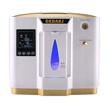 DEDAKJ DDT-1L Portable Oxygen Concentrator Generators  Machine Household Home Adjustable Air Purifier High Purity AC110V/220V