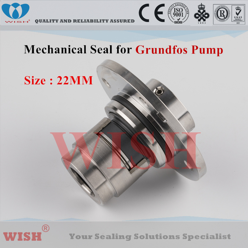 22 MM Grundfos type HO joint mécanique grande plaque