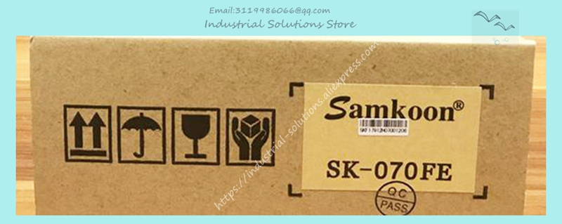 Samkoon HMI SK 070FE 7 inch Touch screen panel compatible replace sk 070ae New original 1