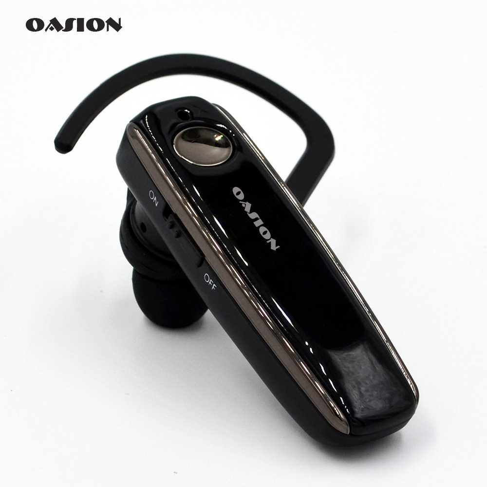 OASION wireless handsfree Bluetooth headset noise-canceling Business bluetooth earphone wireless headphones for a mobile phone superlux hd 562 omnibearing headphones noise canceling monitoring rotatable