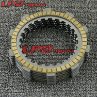 For Honda Steed 400 NT400 Bros 400 motorcycle clutch disc clutch plate Metal Friction Clutch piece