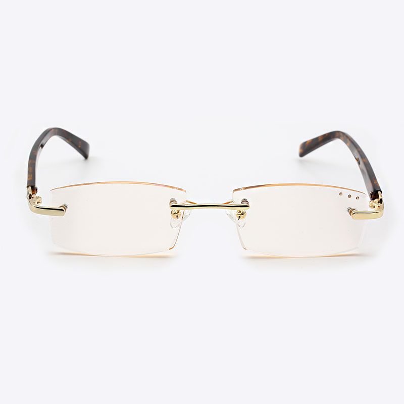 visokokakovostno rezanje presbyopia leče kvadratna očala za branje - Oblačilni dodatki - Fotografija 4