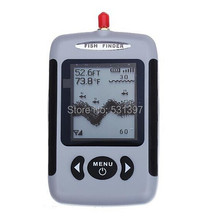 Russian system wireless fishing finder with 2.8LCD