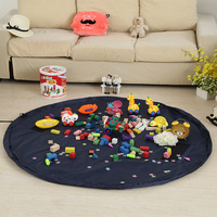 Big Size Baby Toys Quickly Receive Storage Bags Travel Children Picnic Mat 150cm