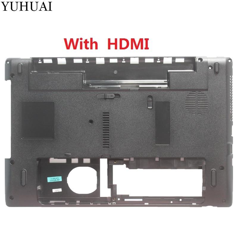 New For Acer Aspire 5250 5733  Laptop  Bottom Case Base Cover AP0FO000N00