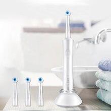 Rotación del cepillo de dientes eléctrico cepillo de dientes Oral higiene  oral b actualización recargable cepillo cdbe0d735c68