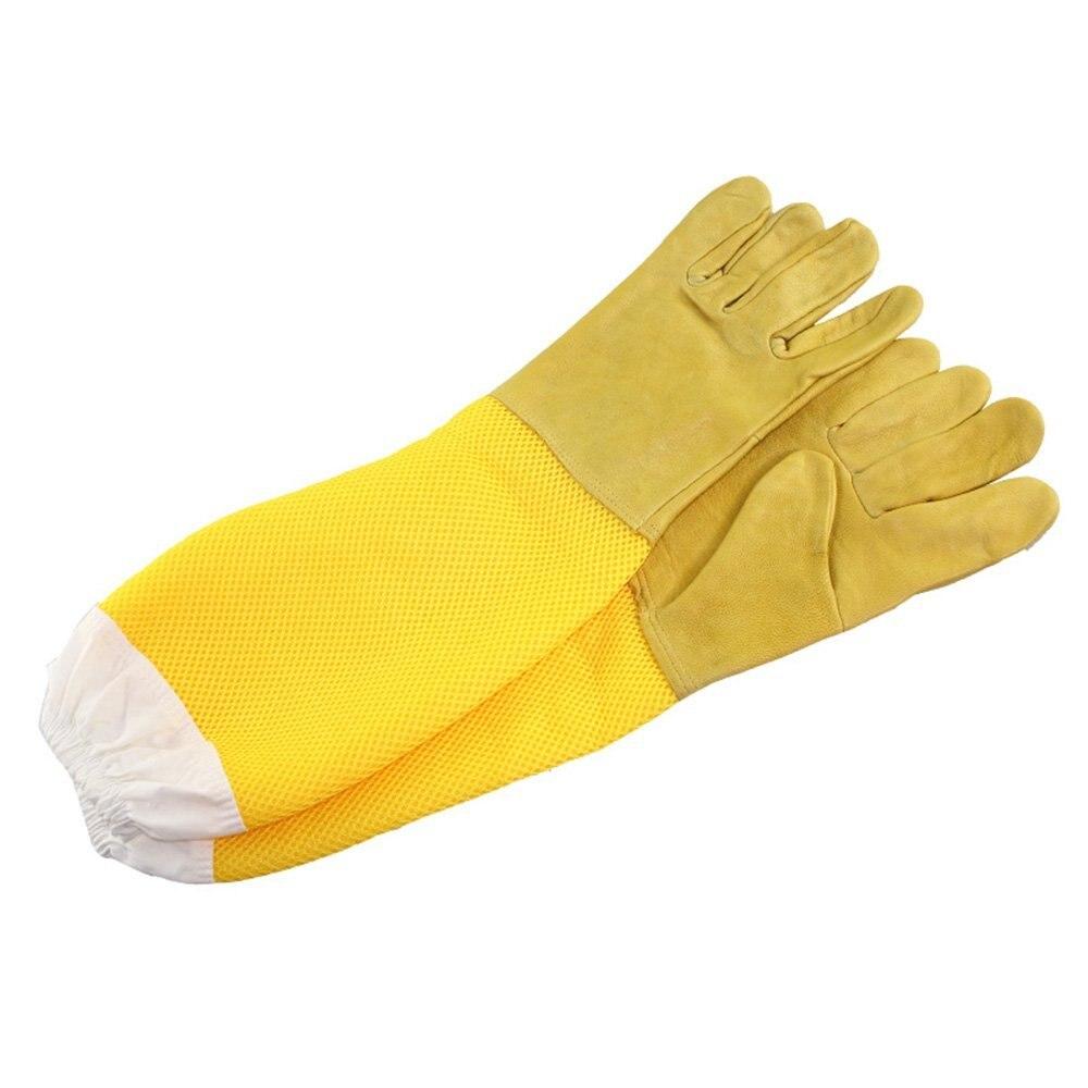 1 пара, перчатки для пчеловодства, с длинным рукавом