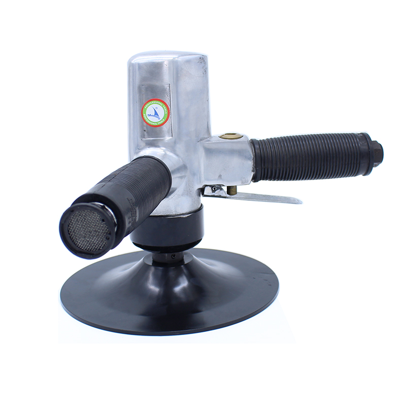 YOUSAILING 7 (180mm) Pneumatic Polisher Machine Air Angle Grinder Polisher Polishing Tool yousailing quality af5a dual saw pneumatic air file tool reciprocating air body saw pneumatic cutting tool