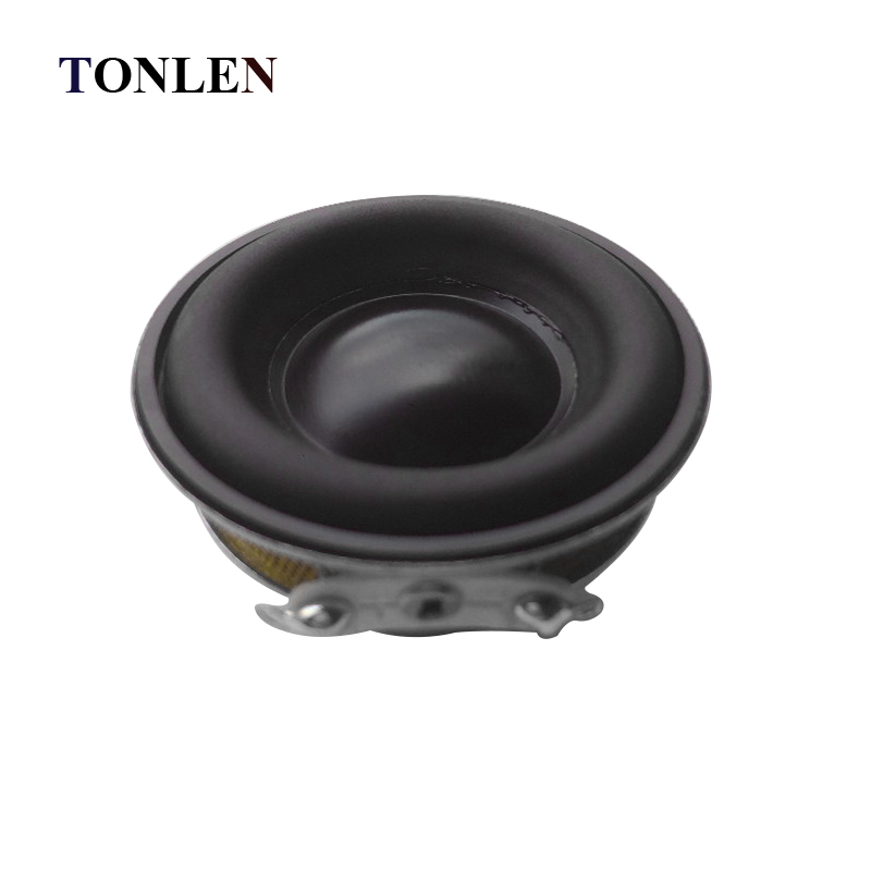TONLEN 2Pcs 40mm Full Range Բարձրախոս 1.5inch 5W 4ohm HiFi - Դյուրակիր աուդիո և վիդեո - Լուսանկար 4