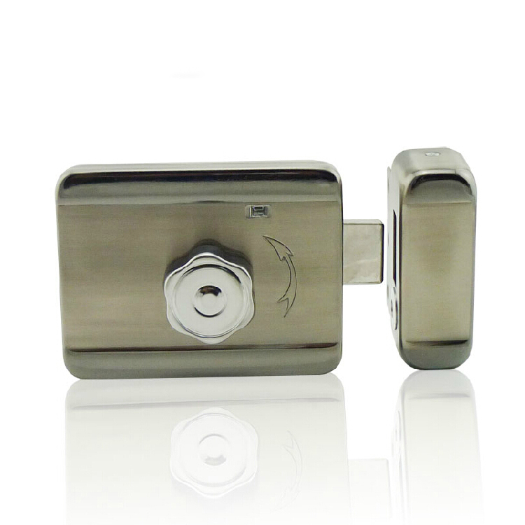 Electric Electronic Door Lock Remote Access Video Intercom Doorphone Deadbolt  doorbell lock  free shipping free shipping electric electronic door lock remote access video intercom doorphone deadbolt doorbell lock