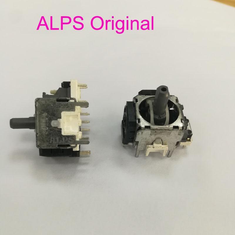 50 ピース ALPS オリジナル 3D デバイススマートフォン 3Pin センサーモジュールポテンショメータ交換 Xbox 用のコントローラ PS4/PS3 修理  グループ上の 家電製品 からの ジョイスティック の中 1