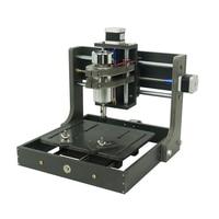 Mini Cnc Machine Kit 2020 Frame Met 300W Spindel Motor 3 Pcs Stepper Motor Voor Diy