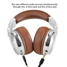 Deep Bass DJ Headphones