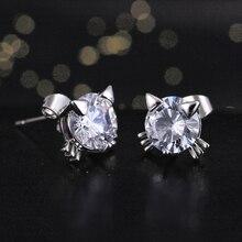 Lovely Cat Earring