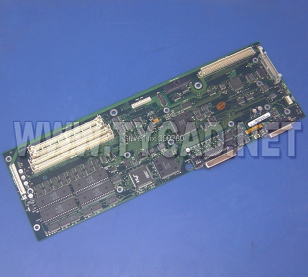 C2858-69207 HP DesignJet 650 Main logic board original used