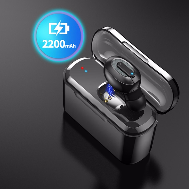 Wireless Bluetooth 5 0 Earphones Tws Mini Stereo In Ear Airdots Sports Gaming Earbuds Handsfree Noise Reduction Earphone in Bluetooth Earphones Headphones from Consumer Electronics