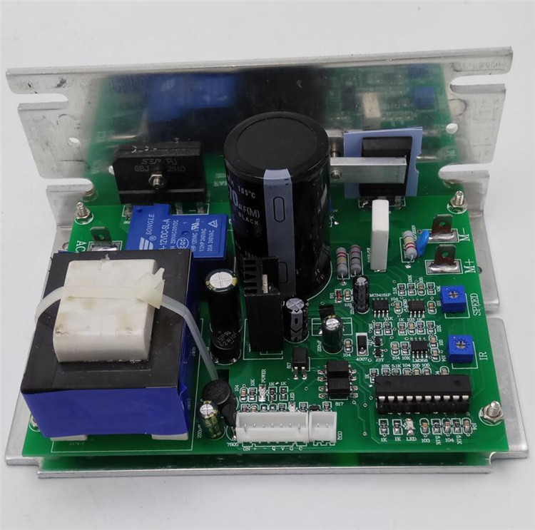 Free Shipping Motor Controller treadmill motherboard control circuit board computer board under control board