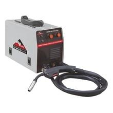 Аппарат сварочный инверторный RedVerg RD-MIG150K Evolution (Мощность 4,4 кВт, ток 30-140А, 60%-140A, проволока 0.8мм)