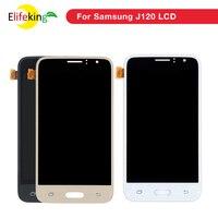 4.5 inch J120F LCD Screen For Samsung Galaxy J1 J120 J120F J120M J120H Touch Screen Digitizer Sensor LCD Display Panel Assembly