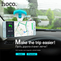 HOCO CA7 Suction magnetic ABS mobile phone car Holders 360 degrees rotation for Apple iPhone Samsung Galaxy XiaoMI Huawei