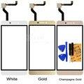 Tp para letv le leeco coolpad legal 1 dual cool1 c106 Dual Touch Screen Painel de Digitador de Vidro Sem LCD Substituição Frete Grátis + Ferramentas