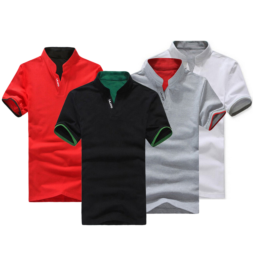 Popular Mandarin Collar Polo Shirt-Buy Cheap Mandarin
