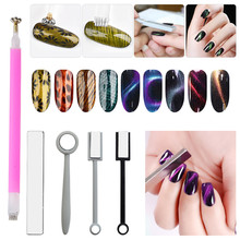 Strong Magnetic Nail Stick 3D Cat Eye Effect Magnet for UV Painting Gel Nail Polish UV