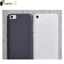 Hacrin Xiaomi Mi5 случае Черный, Серый жидкости ТПУ ПК + lsr Craft антидетонационных задняя крышка для M5 smart телефон