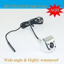 CCD universale Macchina fotografica di retrovisione di backup parcheggio macchina fotografica HD a colori visione notturna ad esempio per solaris/k2 auto retromarcia fotocamera