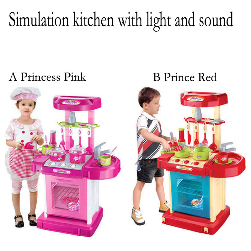 Multifunction children boys and girls emulation kitchen cutlery sets kitchen utensils educational toys play house pretend play set kitchen toys girls cooking utensils tableware children s educational toys