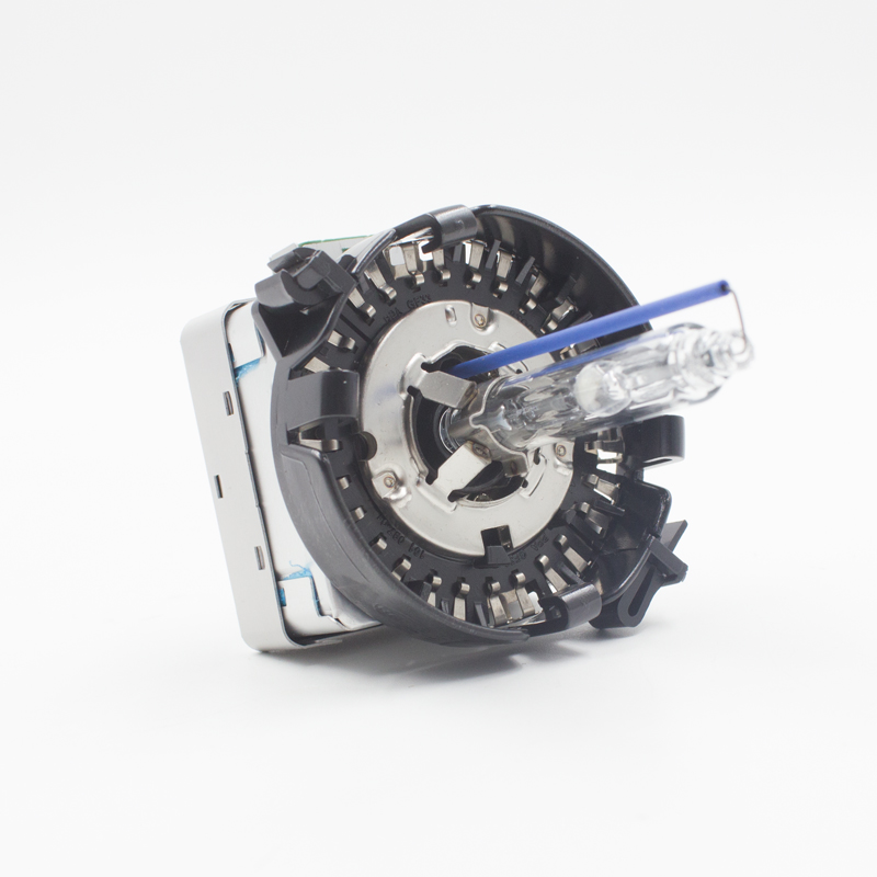 Rockeybright 10-50 шт в наборе, металлическая, для машины Черный Автомобильный зажим кольца d1s d2s фиксирующий Зажим Кольцо свет база для автомобиля d1s d2s патрон СВЧ-лампы