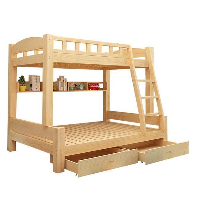 Quarto Kids Room Literas Madera Letto A Castello Deck Set De ...
