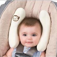 Детская подушка предотвращает плоскую головку детская подушка для автомобильных путешествий защита шейки путешествия подушки под голову детское автомобильное кресло подголовники