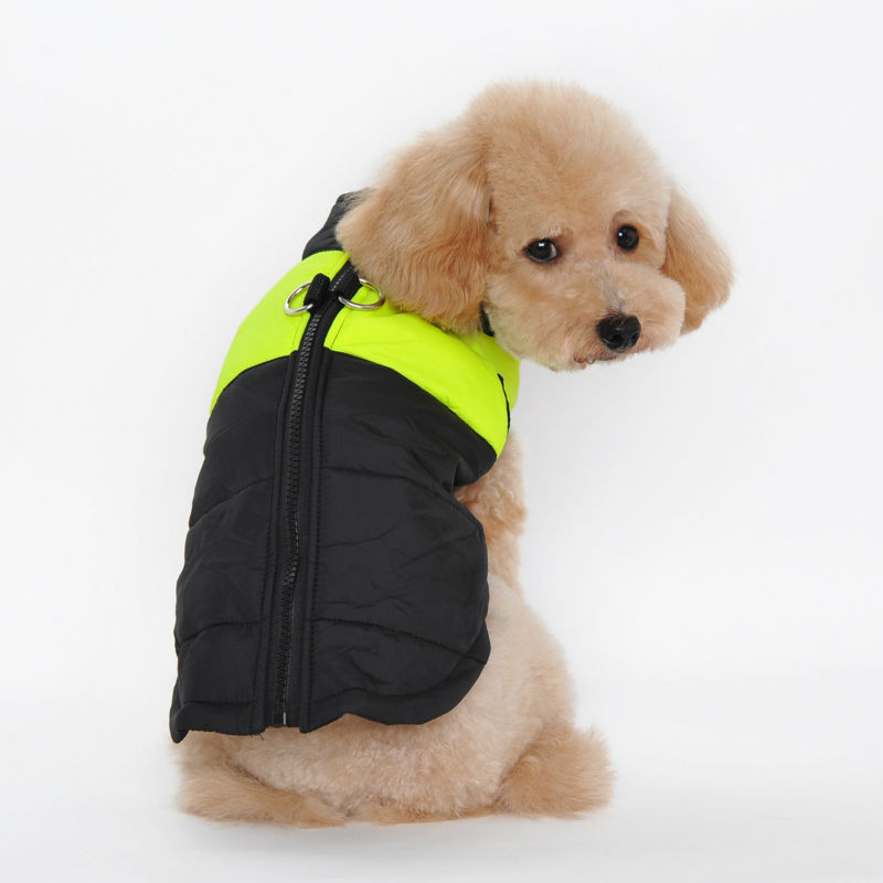 P01 Waterproof Pet Dog Winter Vest Jacket Clothing Warm Puppy Dogs Cats Clothes Coat Parka Dogs Ski Suit for Chihuahua
