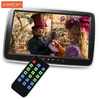 1017E Full HD External Headrest Monitors Car Multi Media MP5 Player Support AV In FM Hi