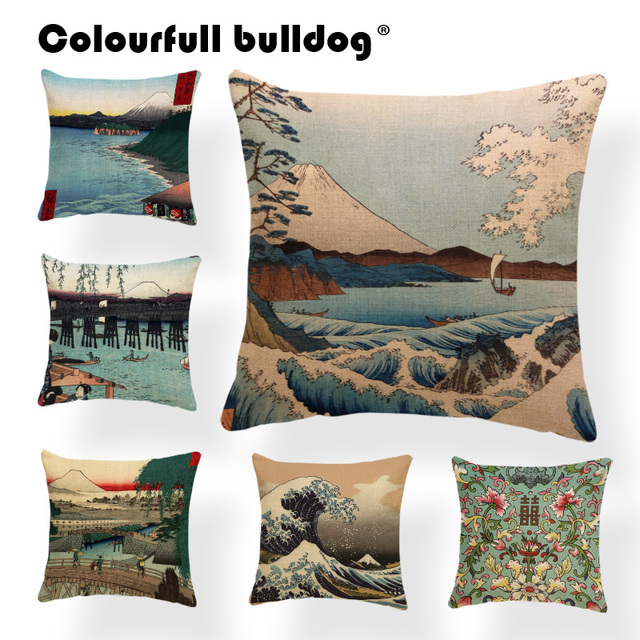 Snow Mountain Cushion Cover Winter Pillow Covers Ocean Style Magnificent Winter Throw Pillow Covers