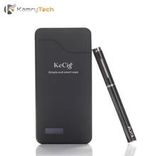 Kamry Kecig 3.0 B Boîte Mod Kit Électronique Cigarette Vaporisateur Stylo E Narguilé Vaporisateur E Cigarette Vaporisateur 1200 mAh Boîte 2 pcs Stylo X2116