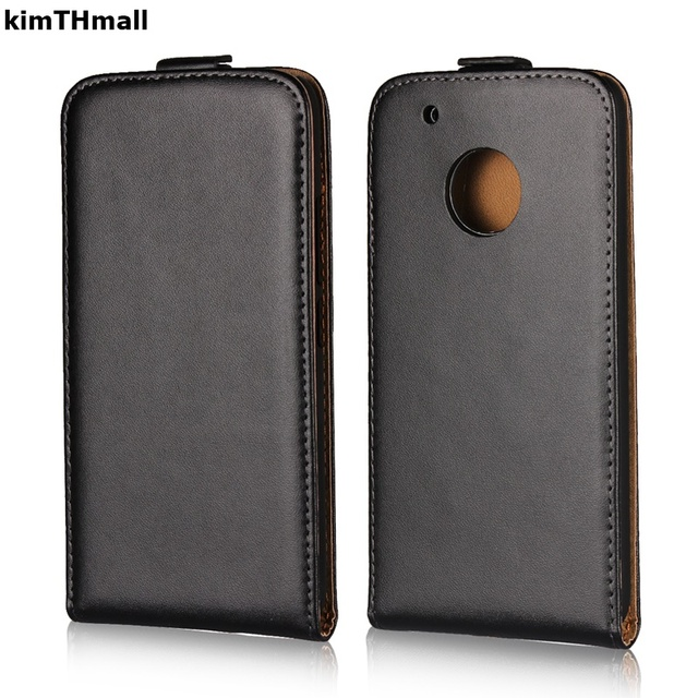 quality design 4b716 98900 US $4.74 5% OFF|Case For Motorola Moto G5 G5S back cover for Moto G5 G5S  Plus case Flip Cover Vertical Genuine Leather Hard case Pouch kimTHmall-in  ...