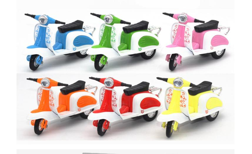 2017 Mini Kids Boy Toys Vehcles Ms Motorcycle Racing Bicycle Shop Truck Toy Car Carrier Vehicle Garbage Truck Educational Car