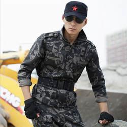 Для Мужчин's Военная Униформа Black Hawk Python uniforme Военная Униформа тактический бой куртка + Брюки карго костюм CS fardas Militar армия камуфляж