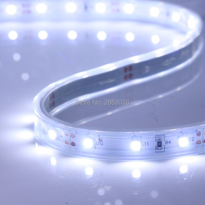 Tiras De LEDs 3528 SMD LED Tape Lights Tube Glue Waterproof 60 LEDs Per  Meter 5 Meters For Outdoor Under Water Use Strip Lights