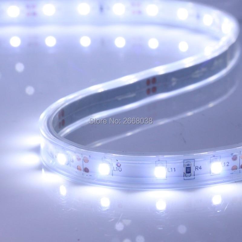 Tiras de leds 3528 smd led tape lights ip68 tube waterproof 60 12v 3528 60led ip68 blue 12v 3528 60leds white ip68 mozeypictures Images