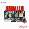 Realan 1109 DC ATX PSU 12 V 120 W Pico Interruptor ATX Pico PSU 20pin MINI-ITX DC ATX fonte de Alimentação do PC Para computador