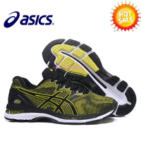 ASICS GEL Nimbus 20 Original Men's Sneakers Running Stability Asics Man's Running Shoes Breathable Sports Shoes Running Shoes